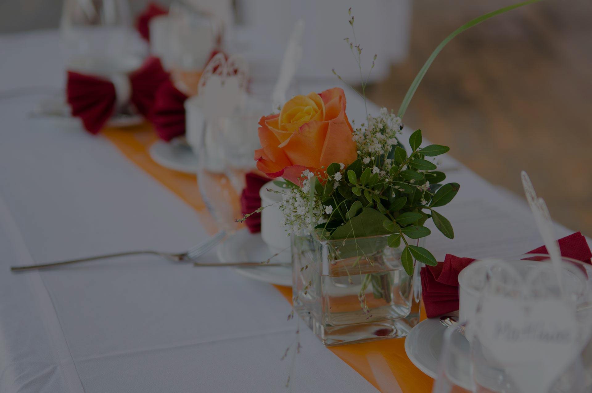 Eventservice Haas UG - Dekoration mieten