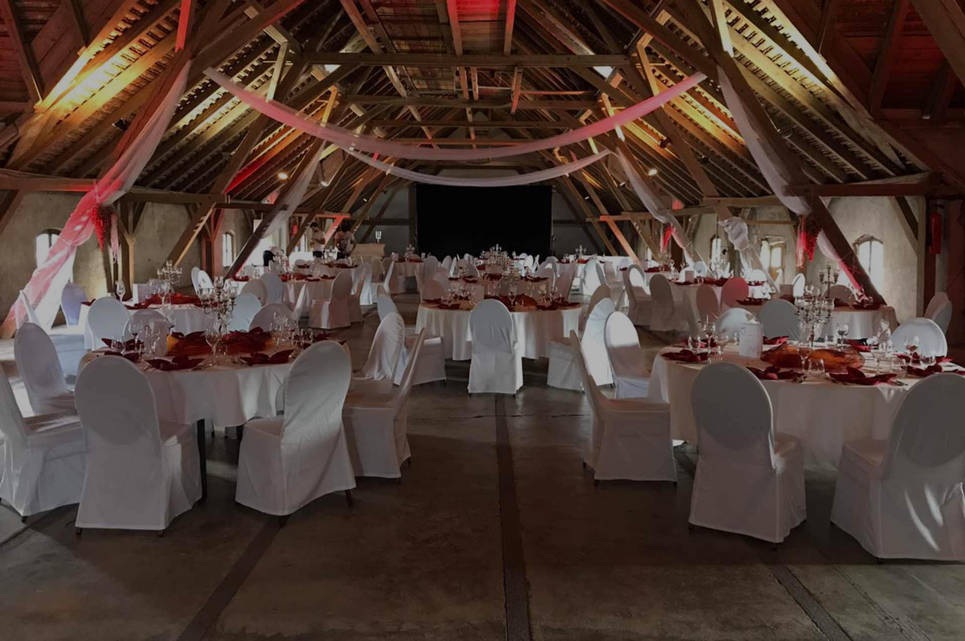 Hochzeitsfeiern mit Eventservice Haas